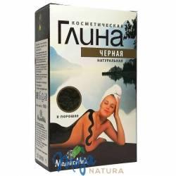 Glinka kosmetyczna czarna 100g MEDIKOMED