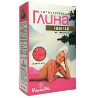 Glinka kosmetyczna różowa 100g MEDIKOMED