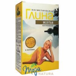 Glinka kosmetyczna żółta 100g MEDIKOMED