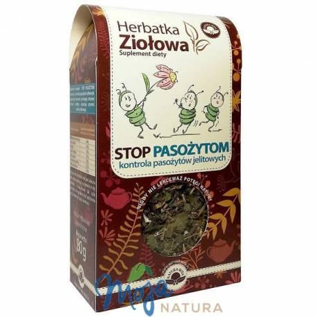 STOP Pasożytom herbatka ziołowa 100g NATUR-VIT
