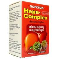 Hepa Complex 60tabl SANBIOS
