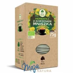 Ekologiczna Herbatka z Korzeniem Mniszka 75g DARY NATURY