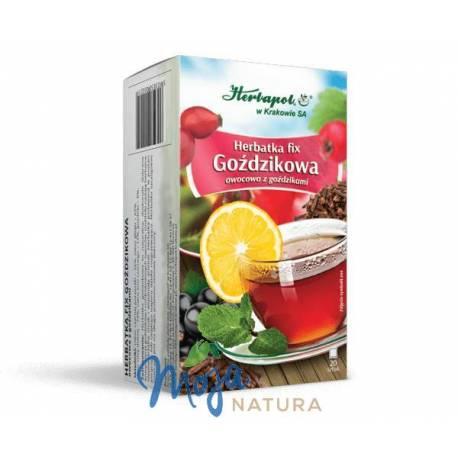 Herbatka fix Goździkowa 60g HERBAPOL KRAKÓW