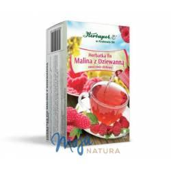 Herbatka fix Malina z Dziewanną 40g HERBAPOL KRAKÓW