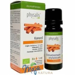 Olejek eteryczny CYNAMONOWIEC CEJLOŃSKI (KANEEL) BIO 5ml PHYSALIS