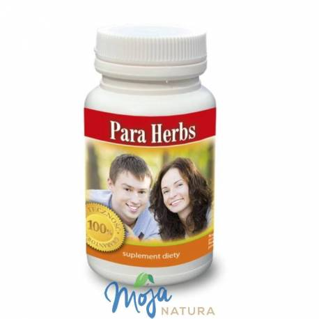 Para Herbs STOP PASOŻYTOM 60kaps INWENT HERBS