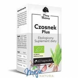 Czosnek Plus EKO 60kaps DARY NATURY