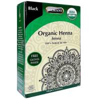 Organiczna Henna do włosów Czarna 100g HEMANI
