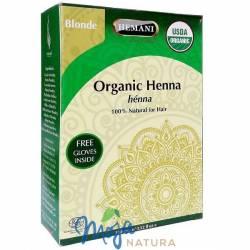 Organiczna Henna do włosów Blond 100g HEMANI