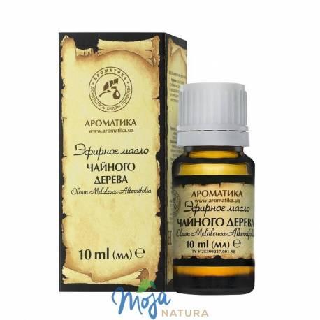 Olejek Eteryczny z drzewa herbacianego 10ml AROMATIKA