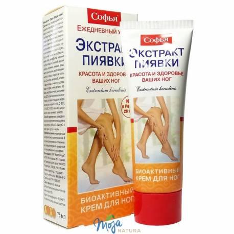 Sofia Krem Balsam z ekstraktem z pijawki medycznej 75ml FORA-FARM