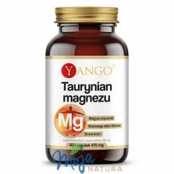 Taurynian Magnezu 60kaps YANGO