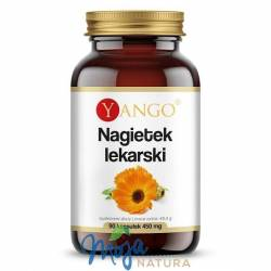 Nagietek Lekarski Ekstrakt 90kaps YANGO