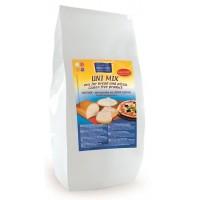 UNI MIX- mieszanka na chleb i pizze 500g BEZGLUTEN